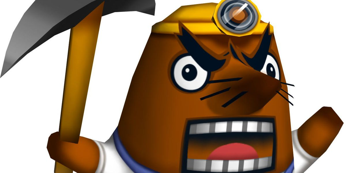 After getting 'laid off,' Animal Crossing's ornery Mr. Resetti has a new job in New Horizons