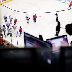 Capitals Game Entertainment Obstructed View