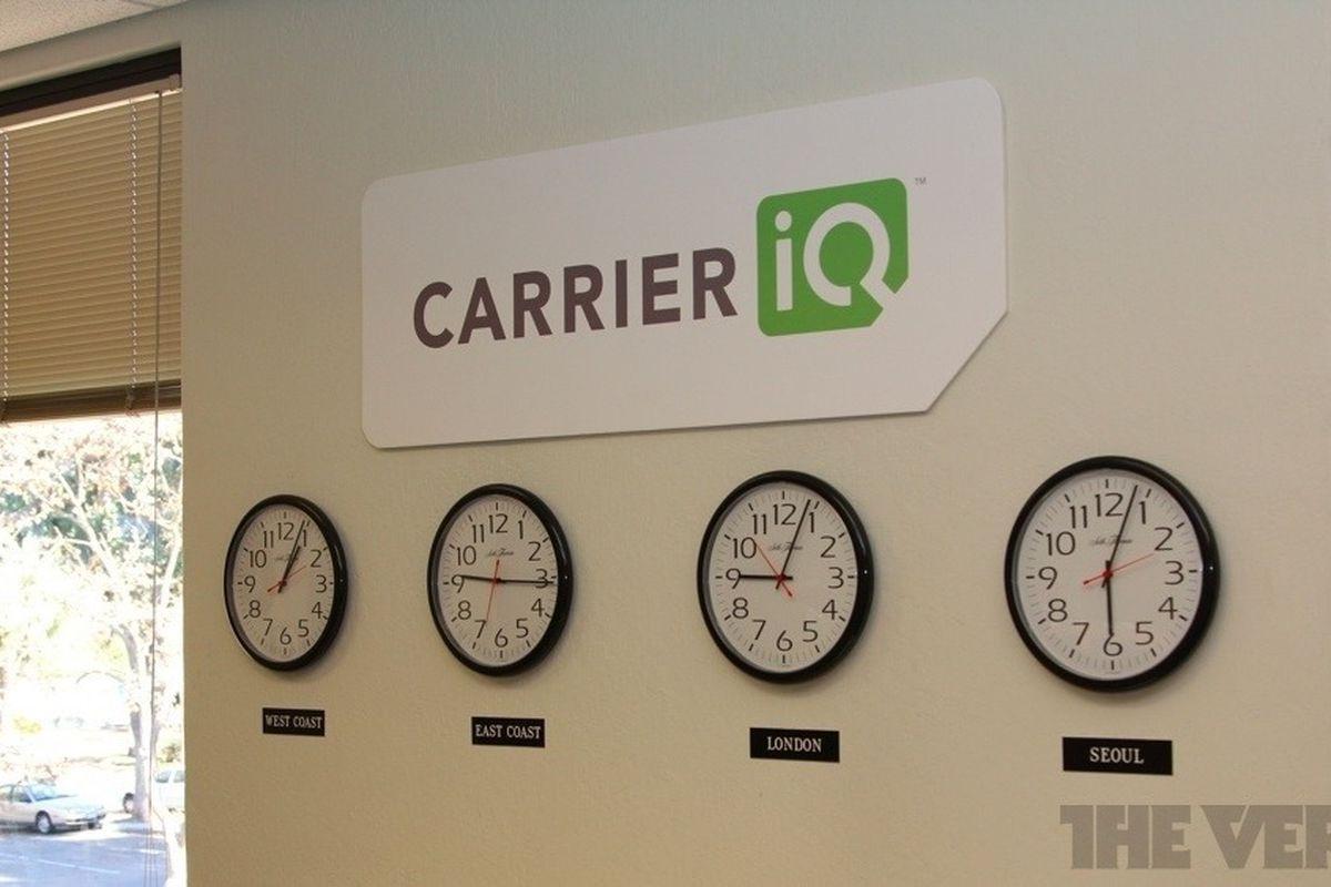 Carrier IQ clocks 1020