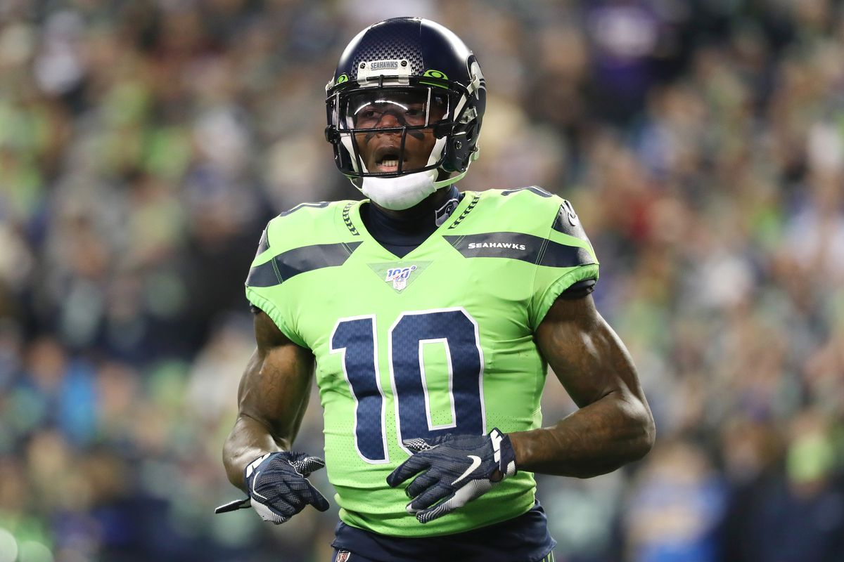 Seahawks have not been using Josh Gordon like a top receiver