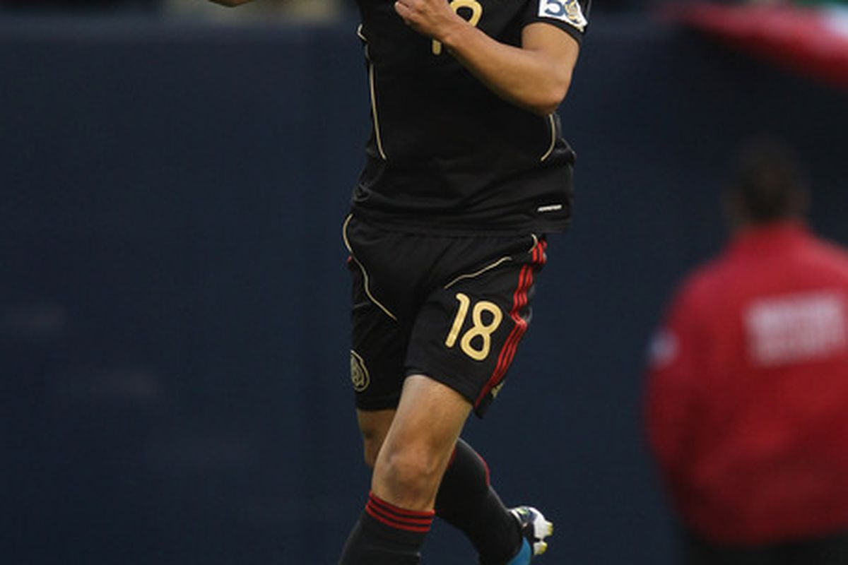 2021 concacaf gold cup semifinal: Gold Cup Final 2011 Mexico Vs Usa Copa Oro Lineups And Live Match Thread Fmf State Of Mind