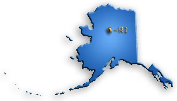 alaska rhode island size comparison