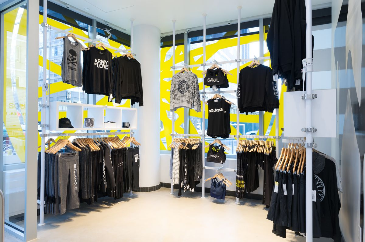 b392eeddbd8 SoulCycle Sold Fans on Fitness, Now It's Cashing In on Clothes - Racked