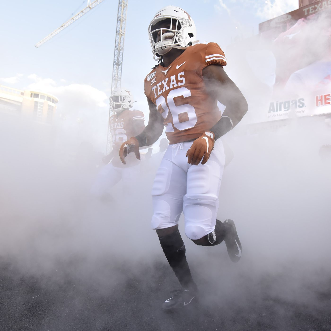 How To Watch No 9 Texas Vs No 6 Lsu Game Time Tv Live Streaming And More Burnt Orange Nation