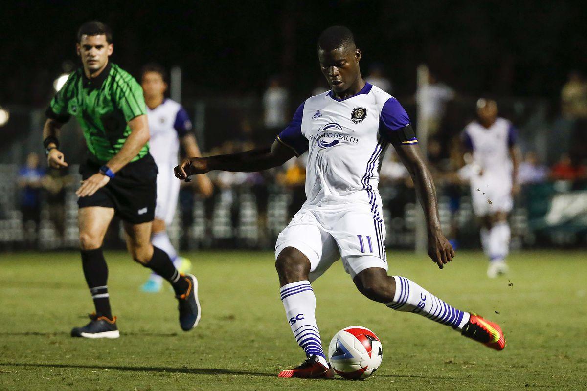 MLS: U.S. Open Cup-Orlando City SC at Jacksonville Armada