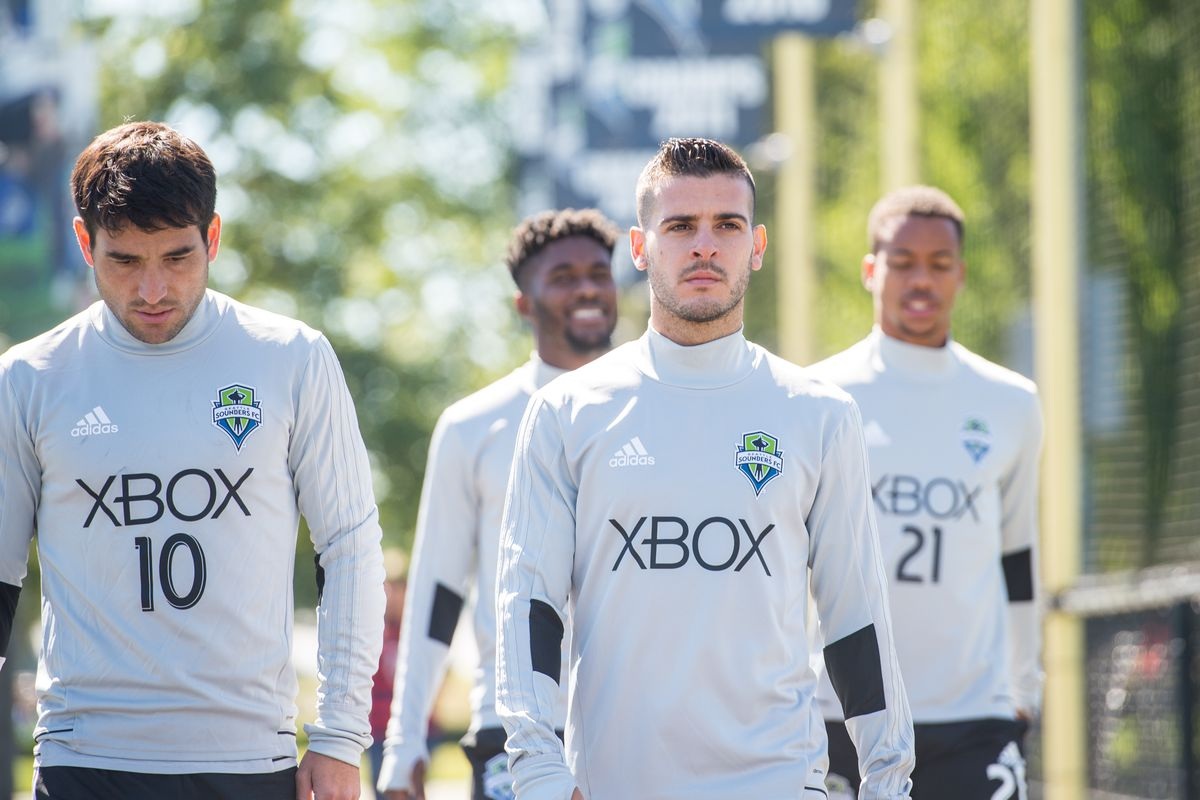 victor rodriguez, sounders