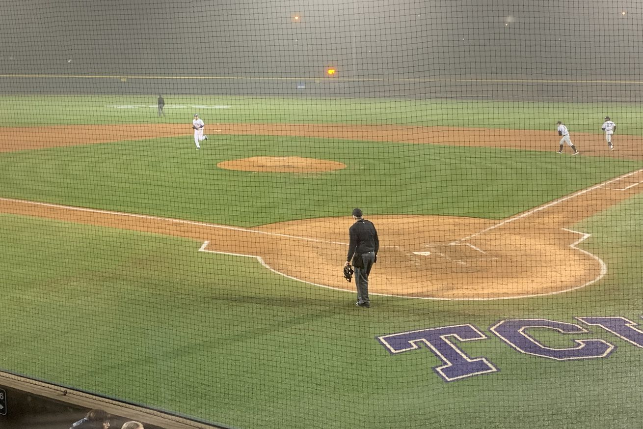 Grand Canyon 4, TCU 1: TCU wastes brilliant start from Lodolo