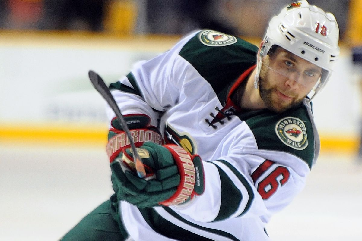 Image result for photo of jason zucker, hockey