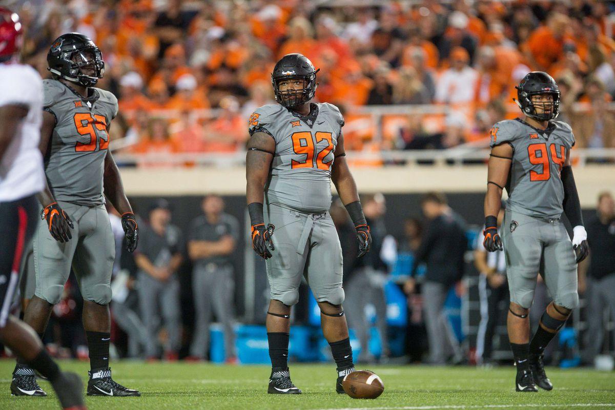 NCAA Football: Texas Tech at Oklahoma State