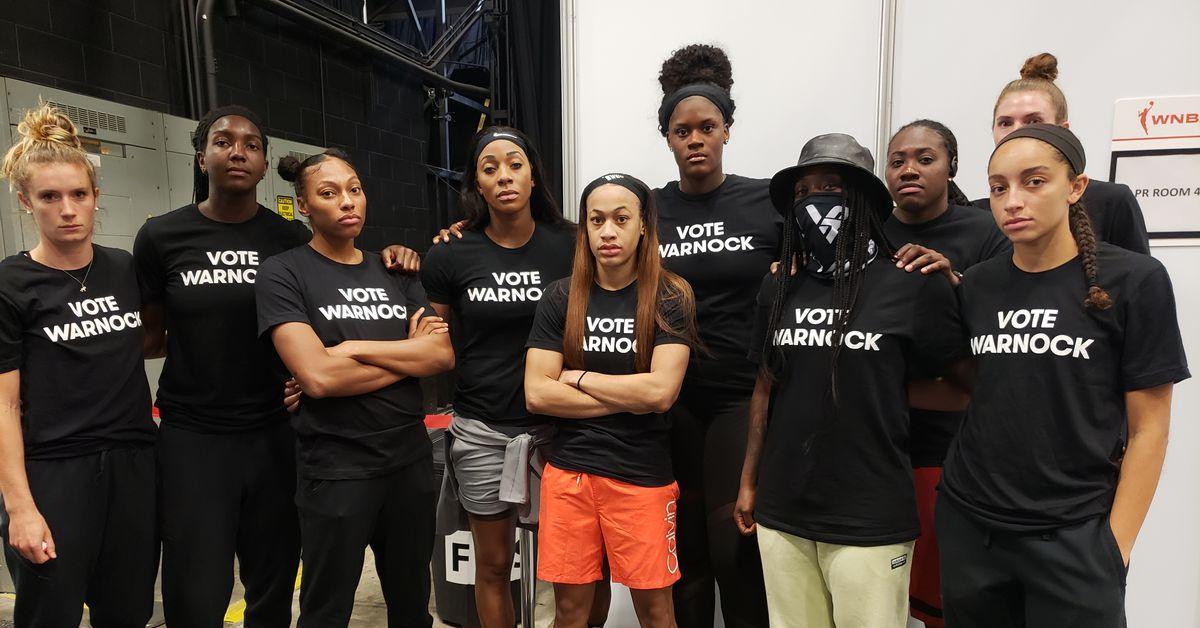 www.vox.com: How the WNBA helped flip Georgia blue