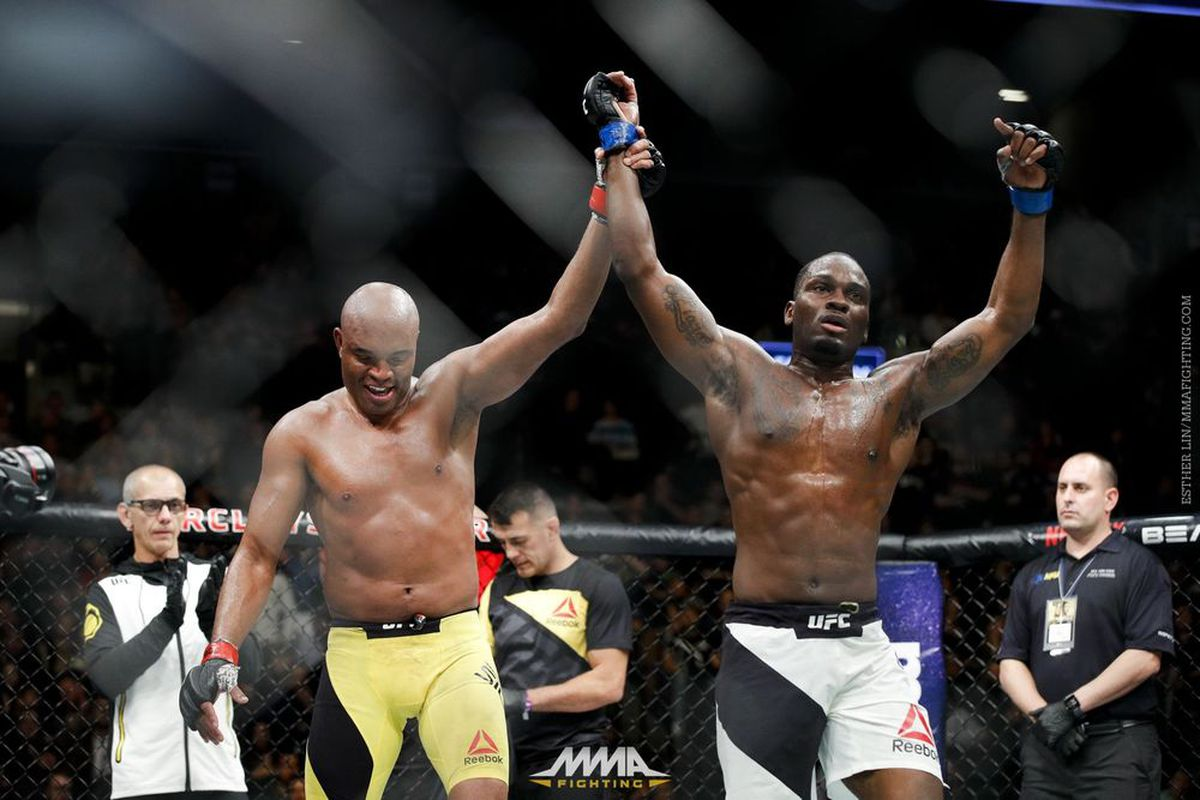 Derek Brunson Changes Tune Won T Appeal Loss To Anderson Silva At