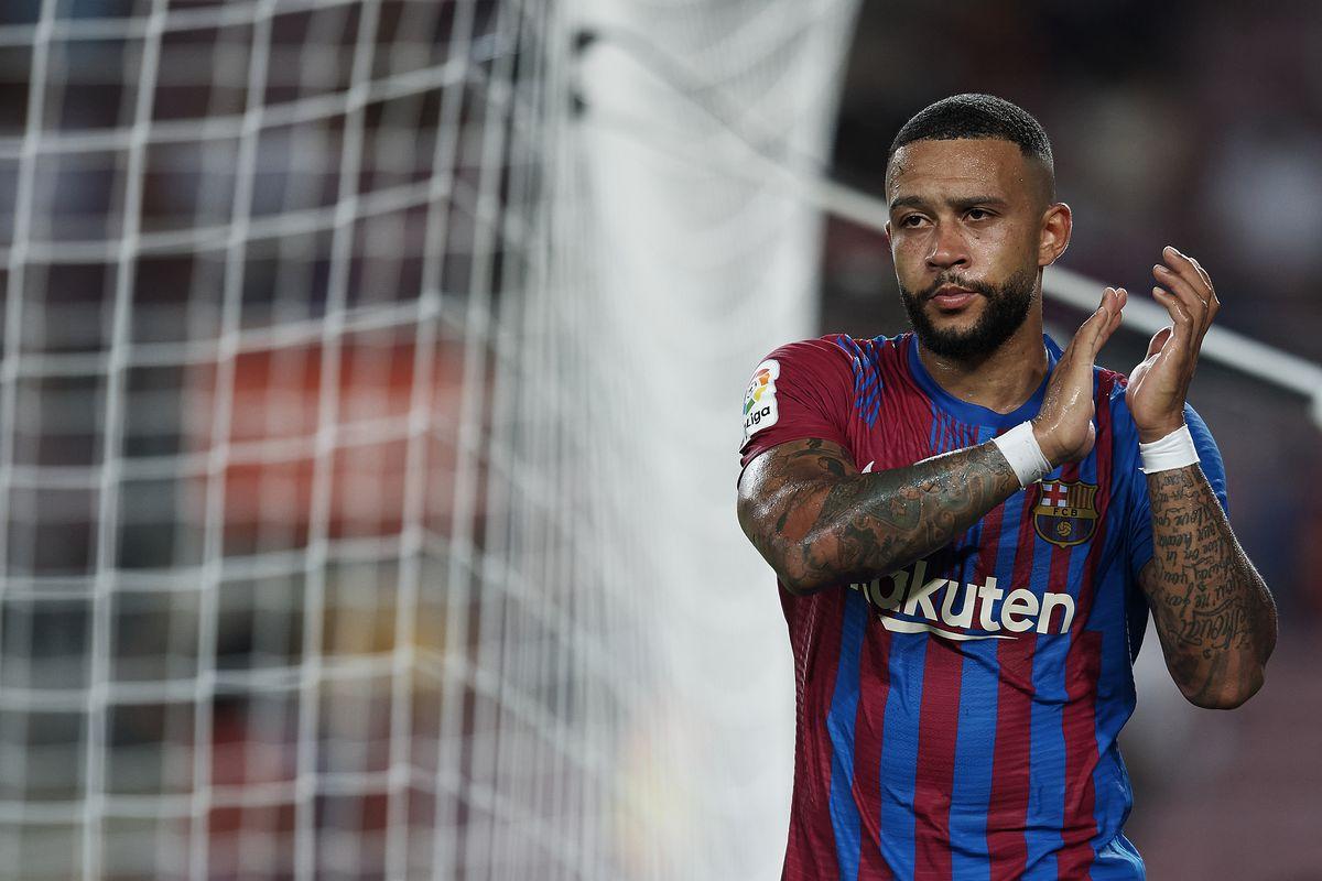 Memphis Depay wants to bring joy to Barcelona - Barca Blaugranes