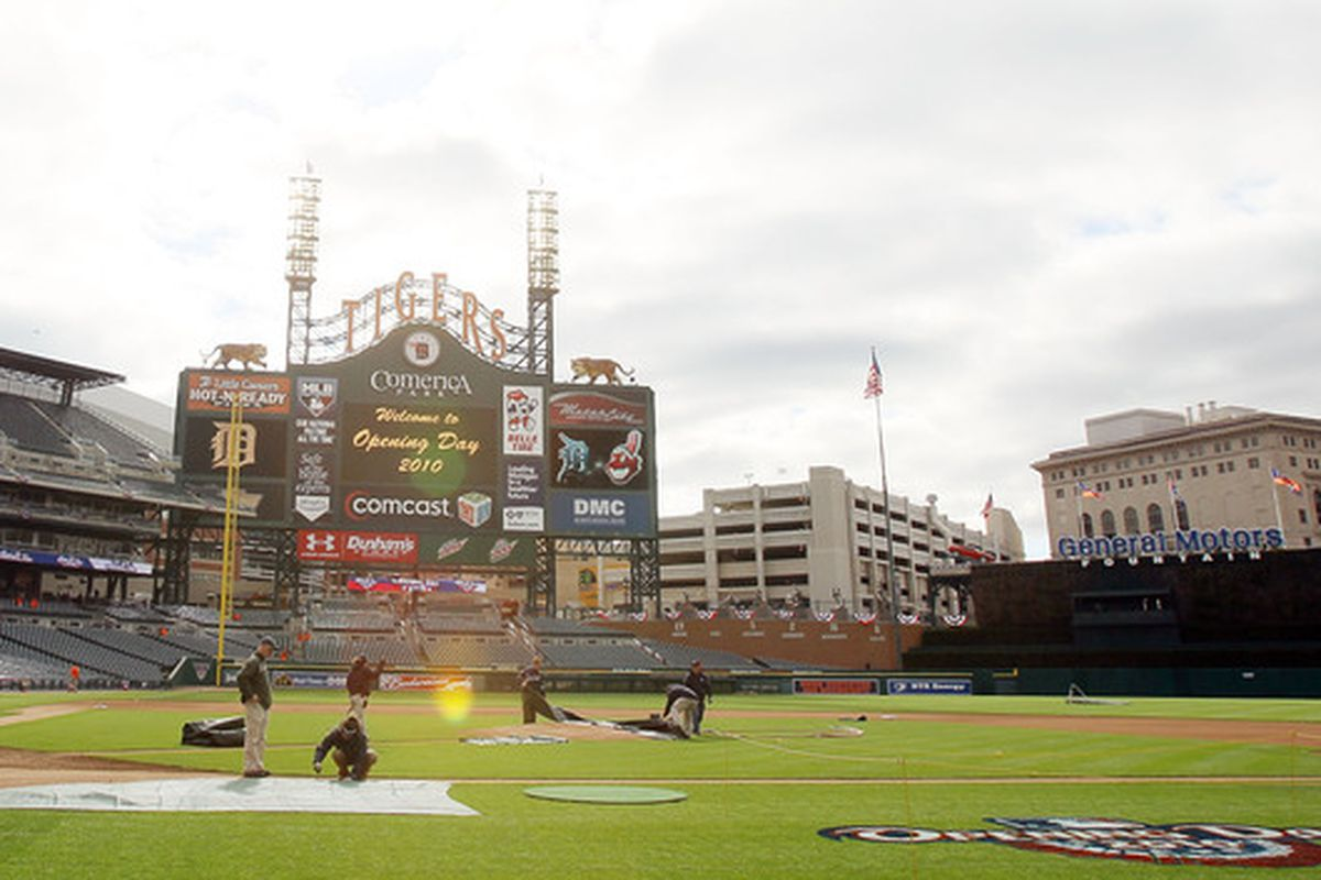 The Tigers have just 36 games remaining at Comerica Park. Better get your tickets!