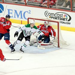 The Puck's Right There