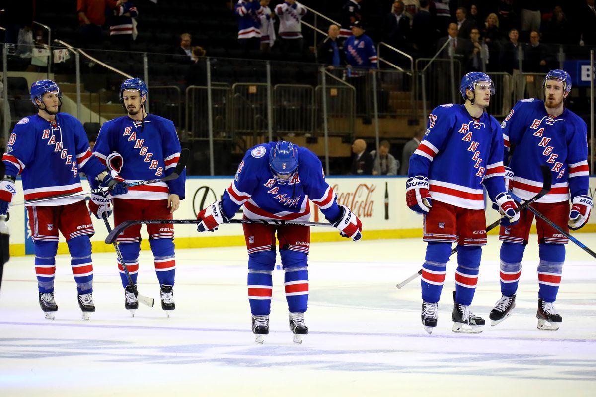 Ottawa Senators v New York Rangers - Game Six