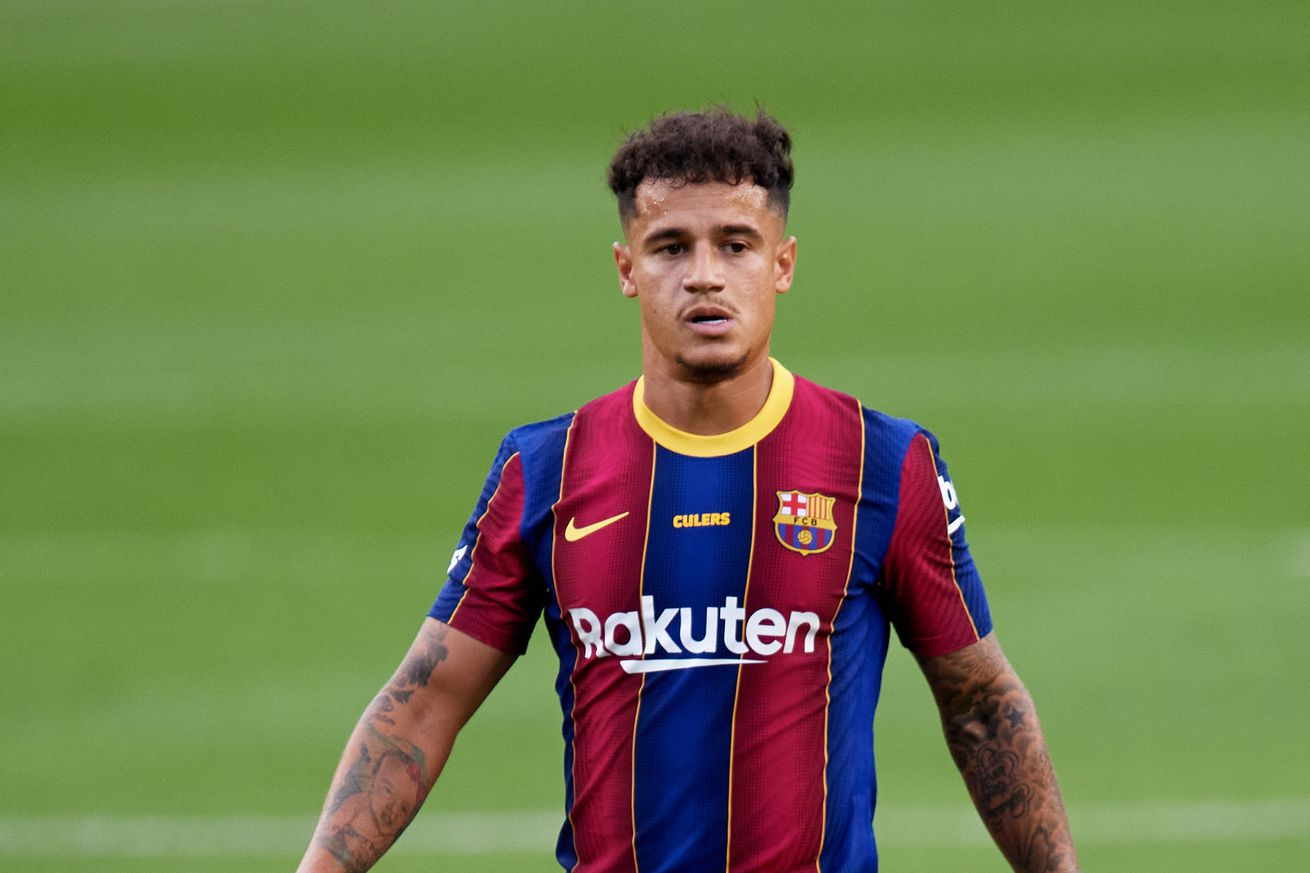 Coutinho ?very motivated? ahead of new La Liga season