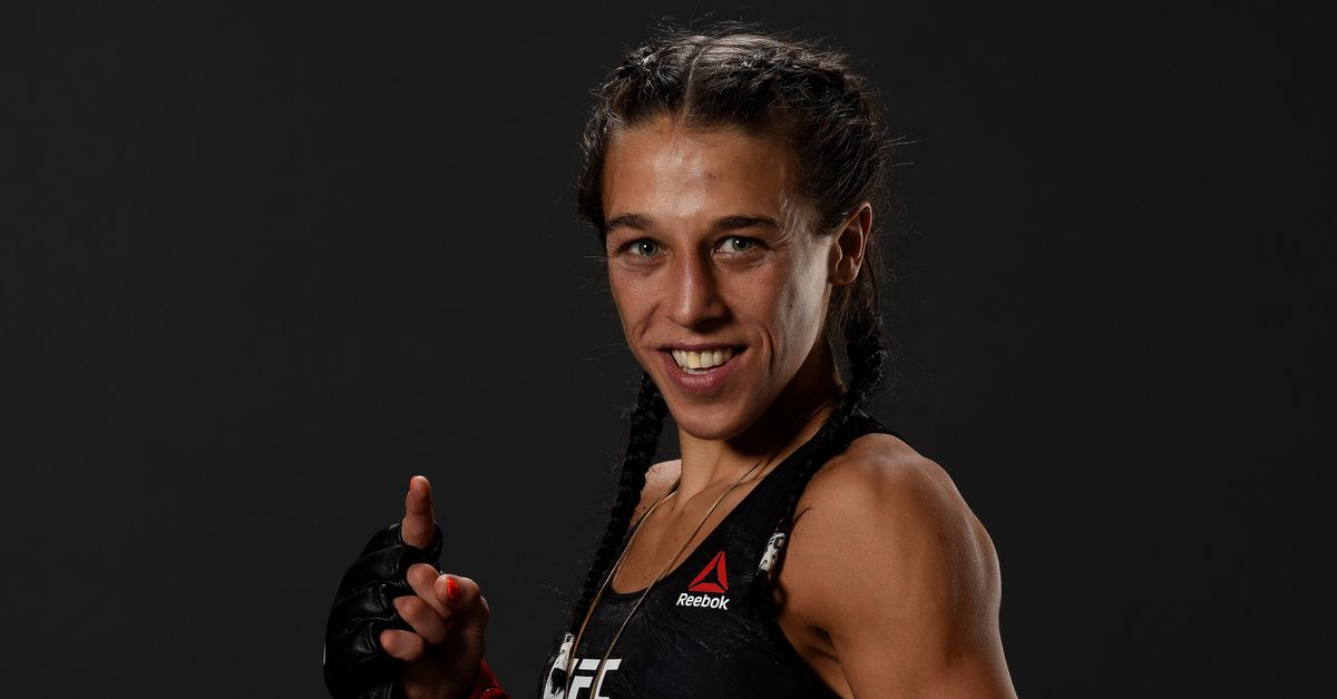 'Queen' Joanna Jedrzejczyk demands Colby Covington 'bow down and say sorry'