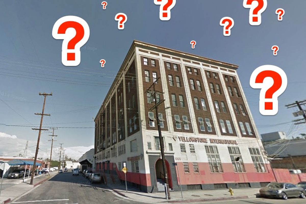 A possible location for Soho Warehouse downtown
