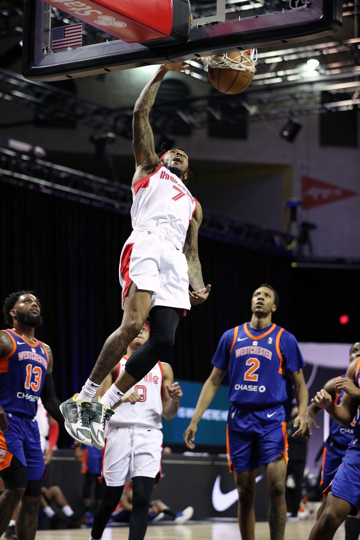 Memphis Hustle v Westchester Knicks