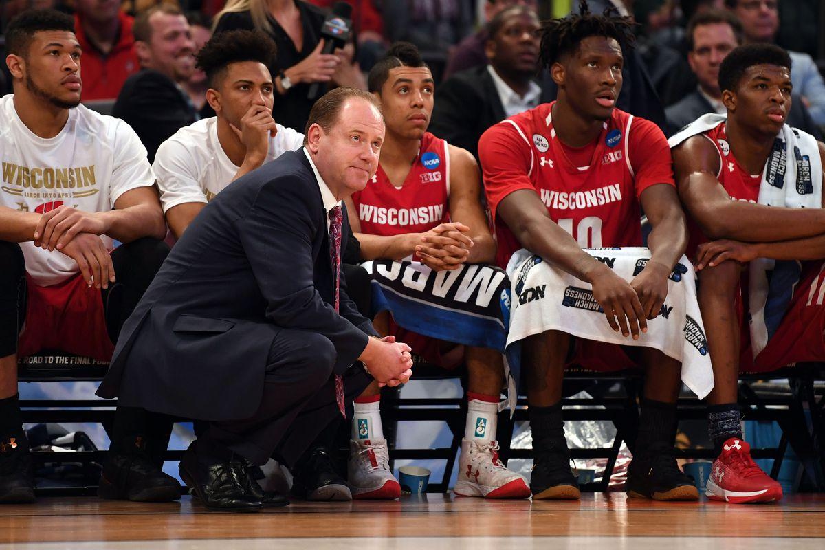 NCAA Basketball: NCAA Tournament-East Regional-Wisconsin vs Florida
