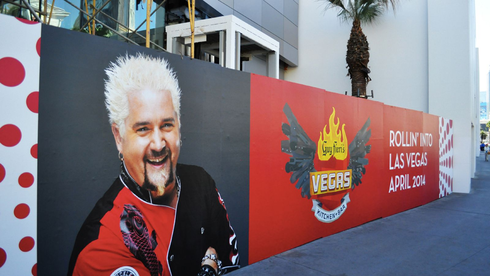 guy fieri boldly invites 20 'lucky' yelpers to preview his new las