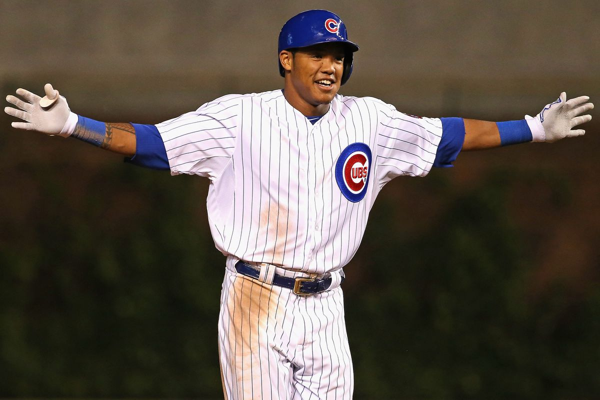 """The A's former golden child, Addison Russell, says, """"I miss the A's this much!"""""""
