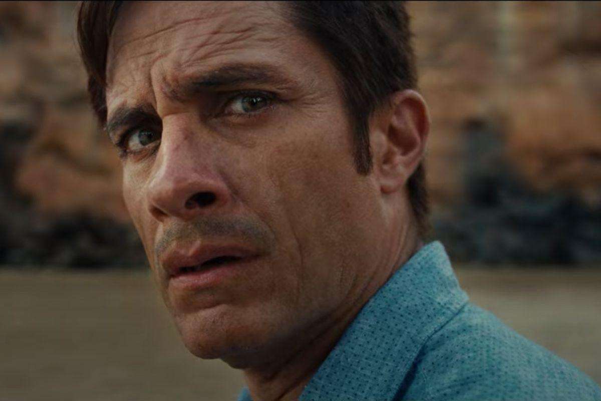 Gael García Bernal as Guy in M. Night Shyamalan's Old