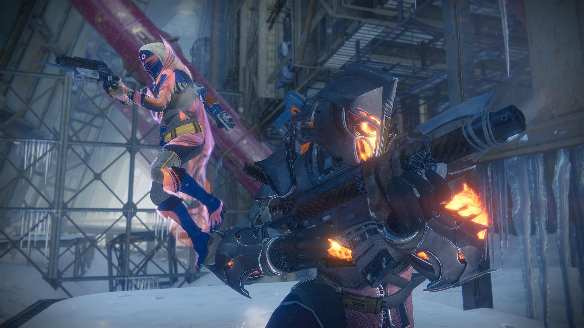 rise of iron review screen 2