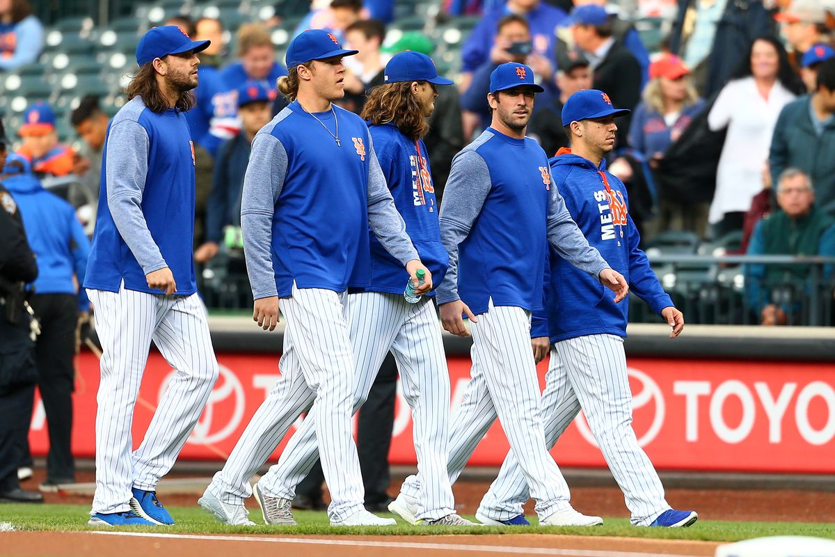 Even after a down season, the Mets enter 2018 with multiple frontline starters. Will their pitching be enough to carry them back into the postseason?