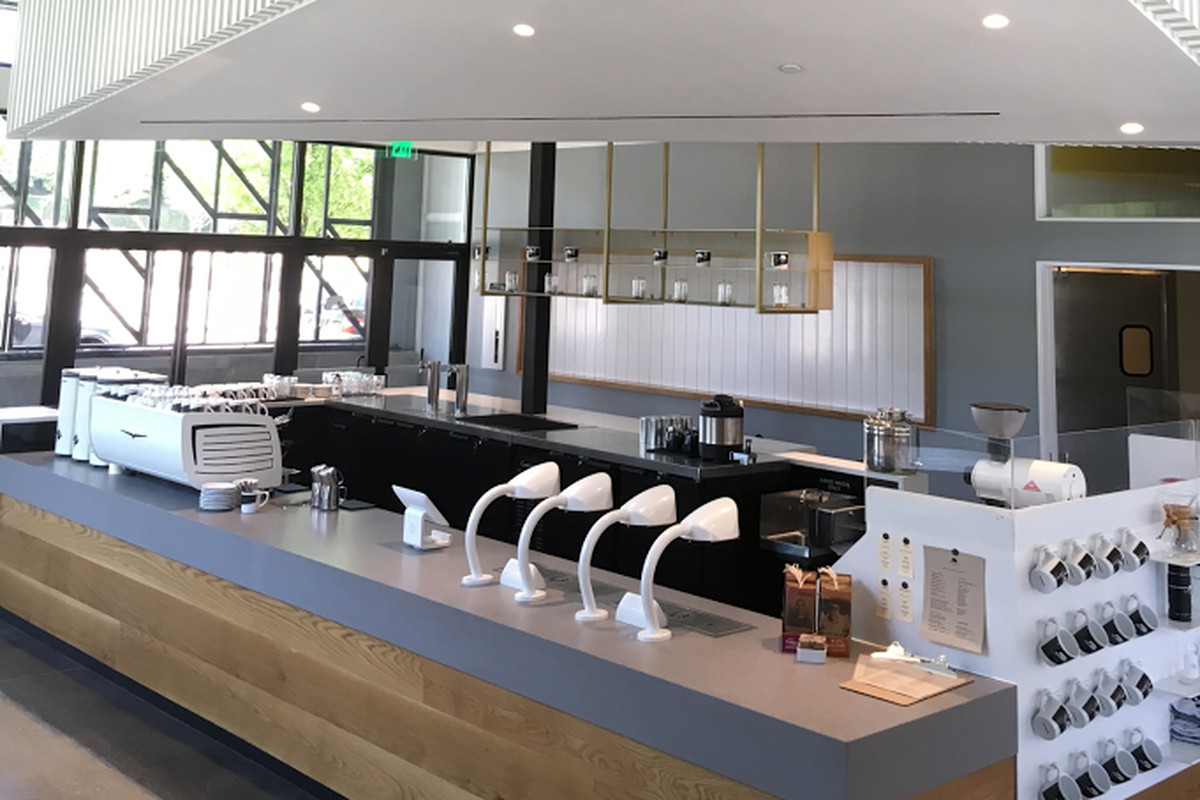 Houndstooth's newest location is also its largest