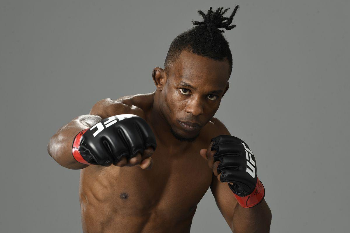UFC Fight Night: Overeem v Volkov Ode Osbourne UFC 265 Ciryl Gane Derrick Lewis
