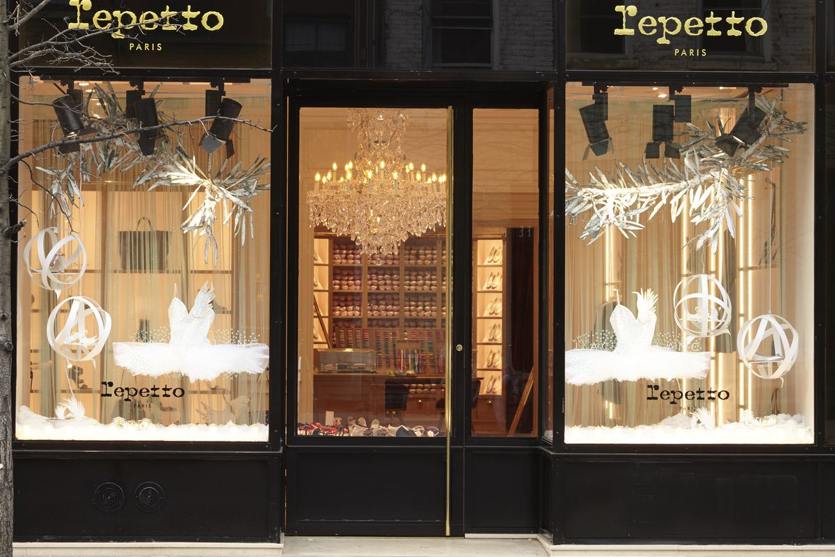 Repetto Shoe Store Nyc