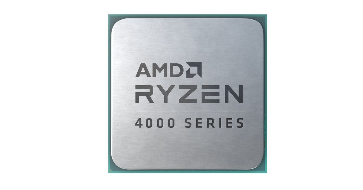 AMD's first 7nm Ryzen 4000 desktop chips bring the fight to Intel – Circuit Breaker