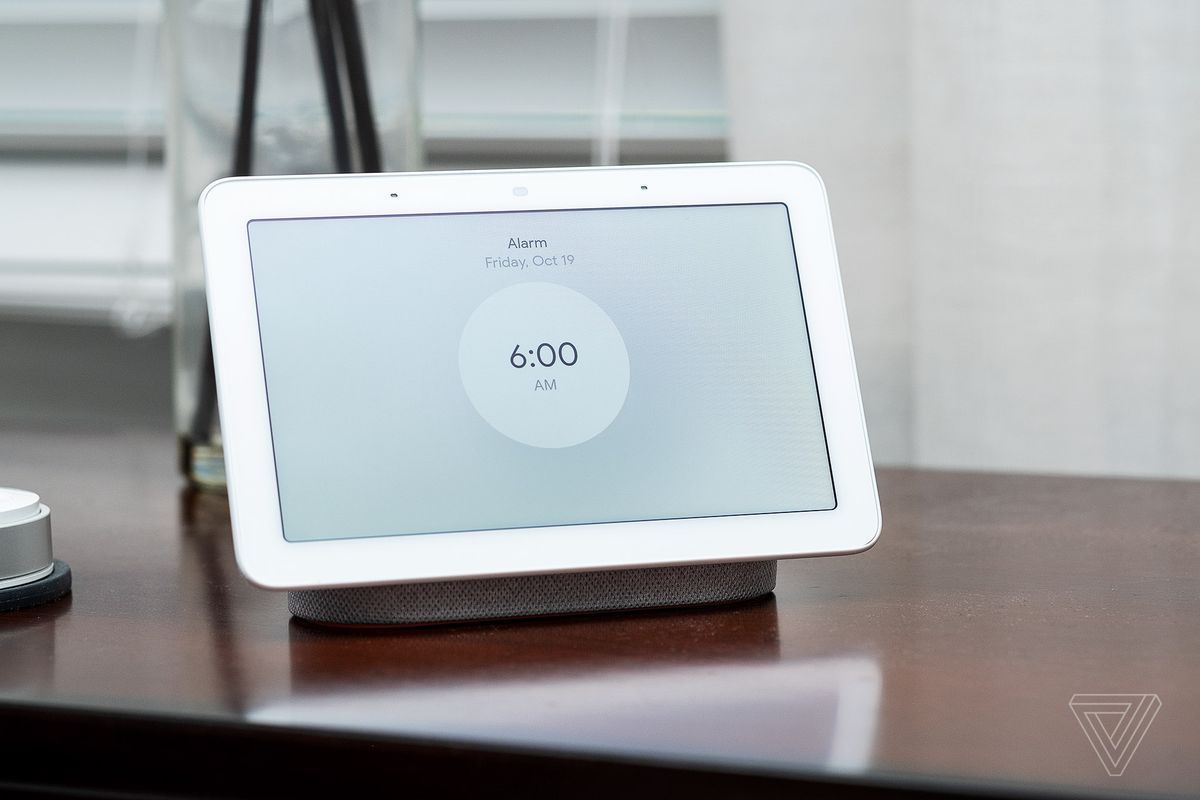 Google Home Hub review: the best digital photo frame - The Verge