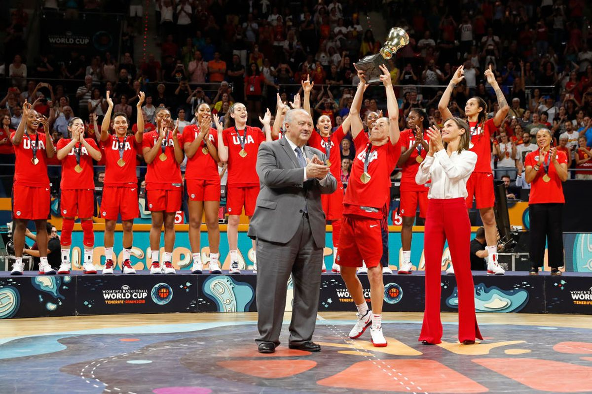 046d2d2ffe5c The dominance of the USA Basketball Women s National Team is more than a  100-1 record