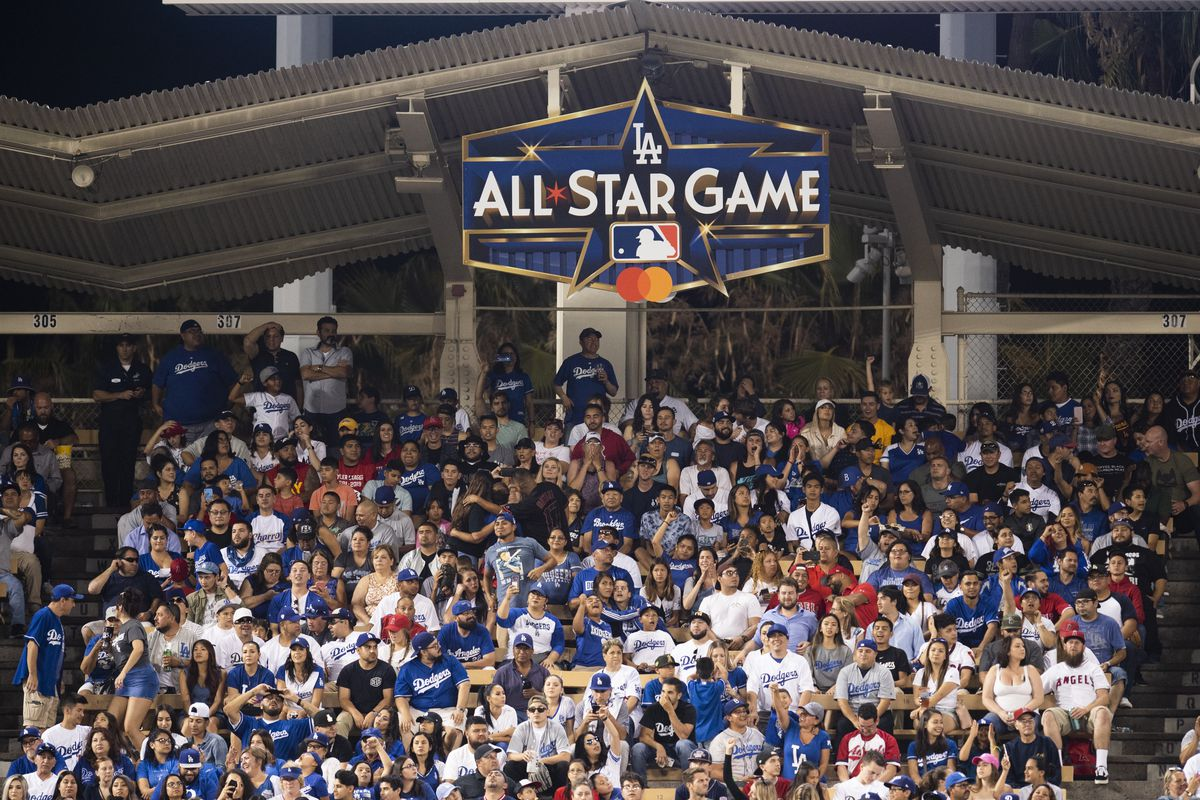 MLB: JUL 23 Angels at Dodgers