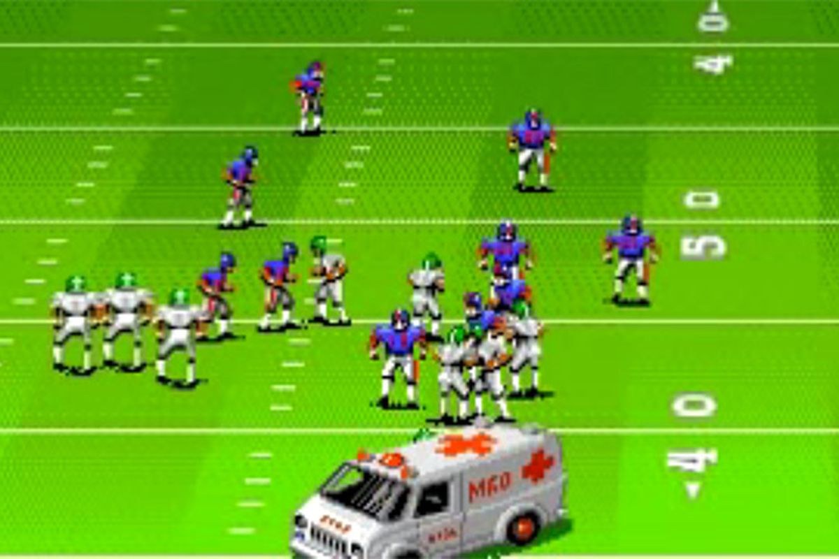 The Madden ambulance, and other features the NFL made EA