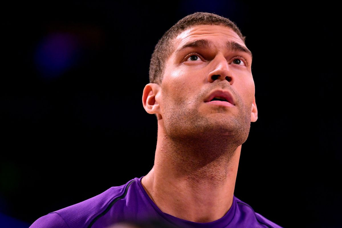 Brook Lopez was  a little surprised  the Lakers didn t try harder to re-sign  him in free agency 33a0ad408