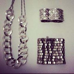 """<a href=""""http://instagram.com/p/cZk7T0OSP6"""">@scoopnyc</a>: Shine bright with sterling @audibertparis jewelry. In stores now."""