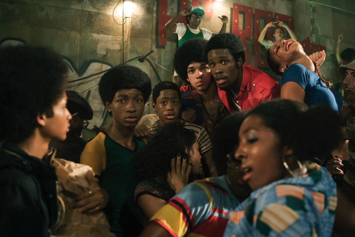 The Get Down promotional still