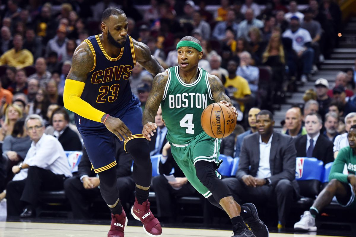 340a70bb4e9 Cavaliers vs. Celtics is a big deal