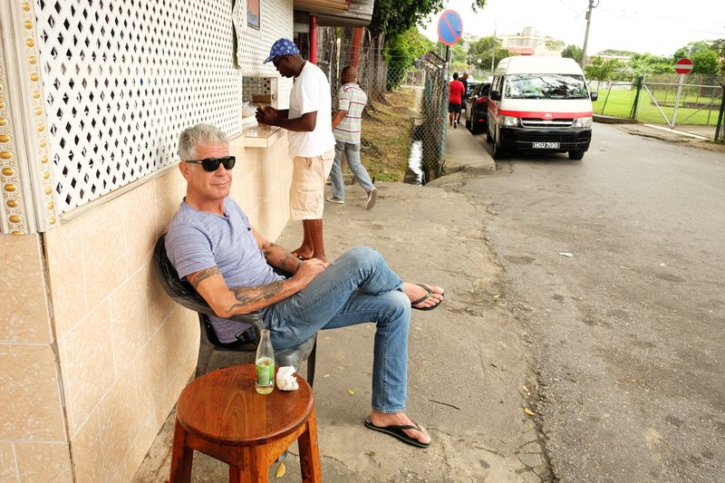 Anthony Bourdain: Parts Unknown - Singapore