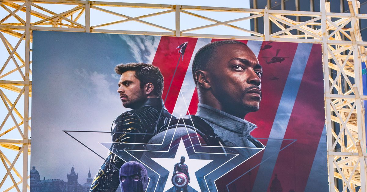 New trailers: Without Remorse, Thunder Force, and The Falcon and The Winter Soldier - The Verge