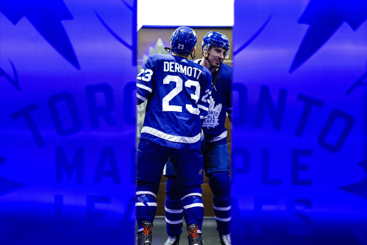 Maple Leafs Game Preview Tom Wilson And Radko Gudas Are In Town Pension Plan Puppets