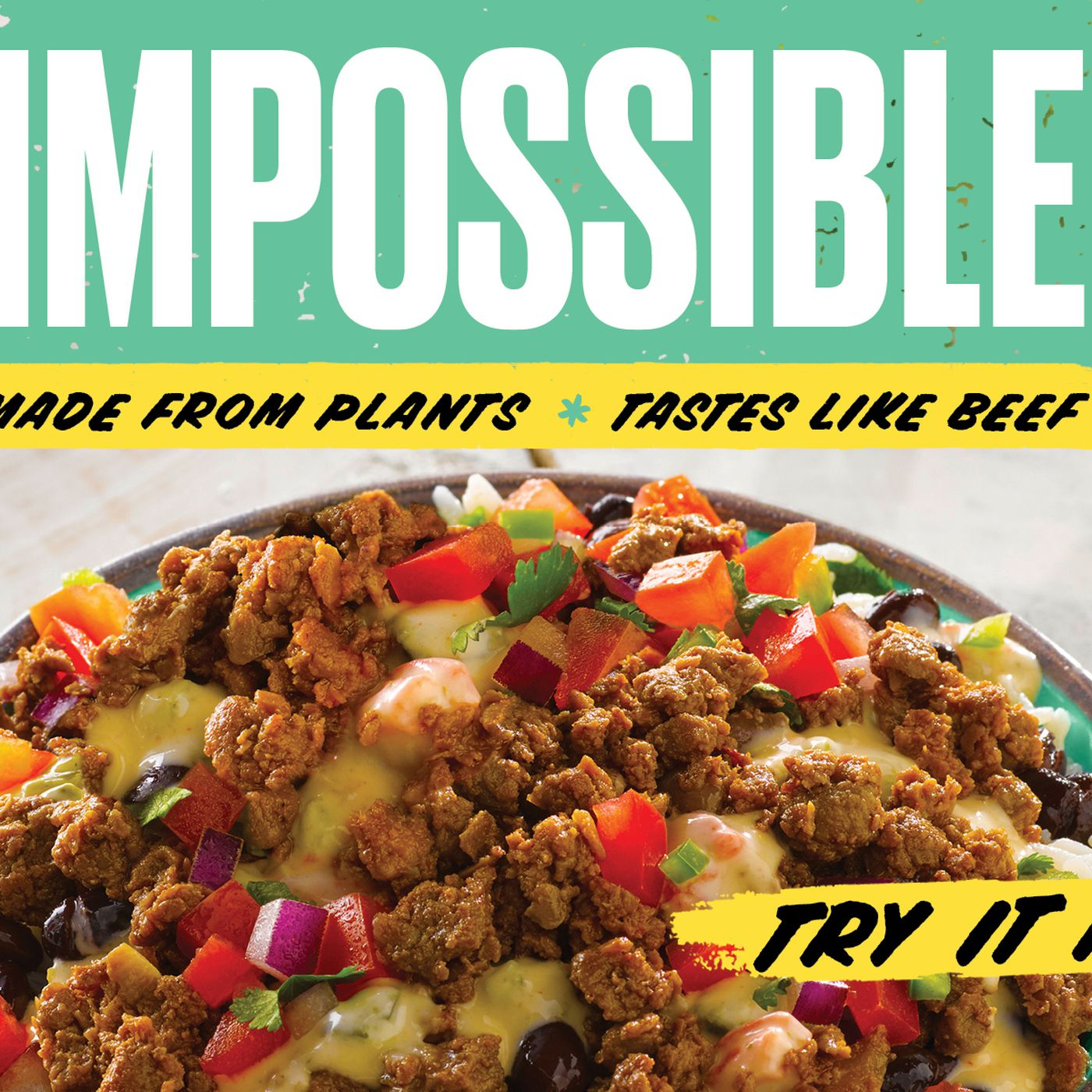 Qdoba's Impossible Meat tacos and bowls are 100% meatless - Vox