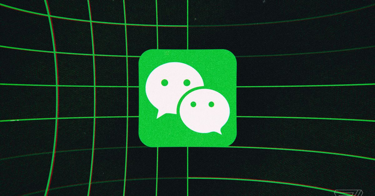 WeChat users group sues Trump administration over ban it says is unconstitutional thumbnail
