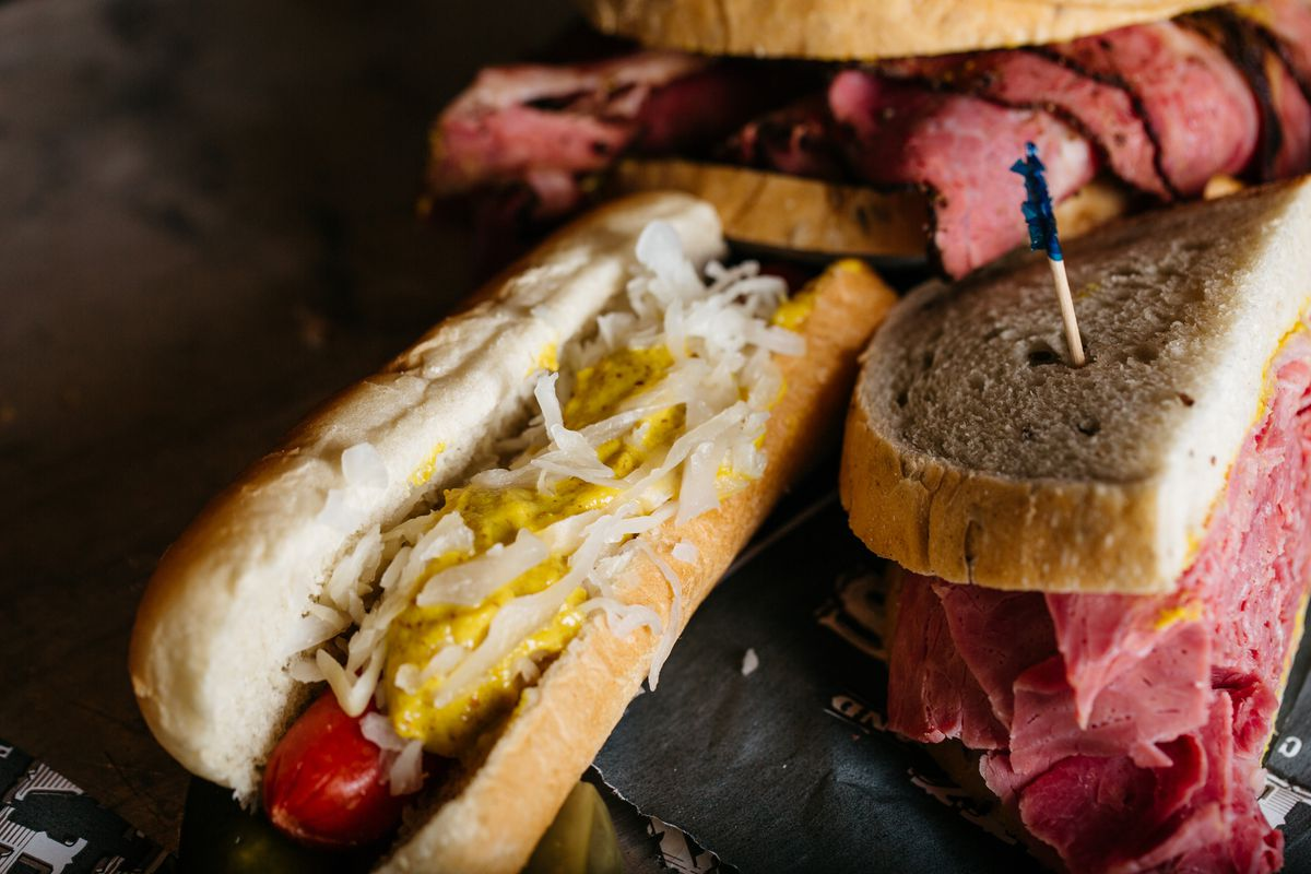 Lincoln Road Gets An Authentic New York Style Deli Eater