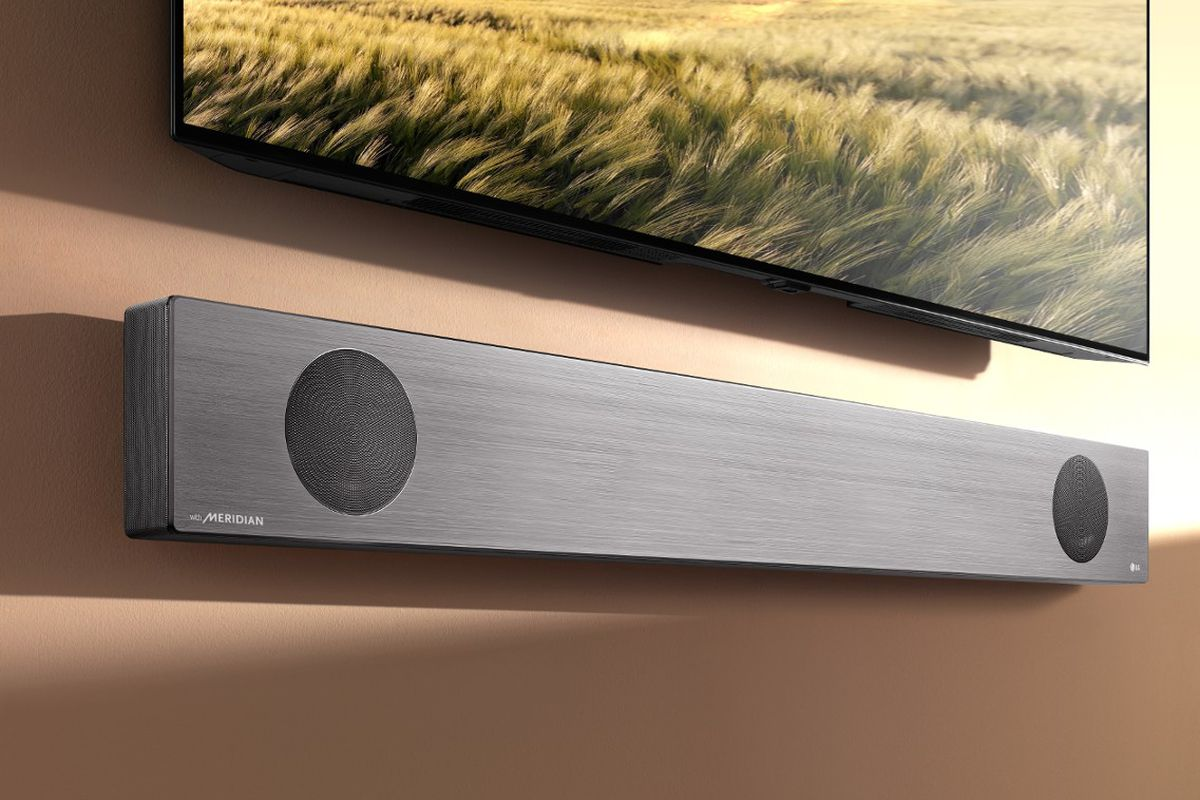 Lg S Latest Soundbars Feature Dolby Atmos Support And
