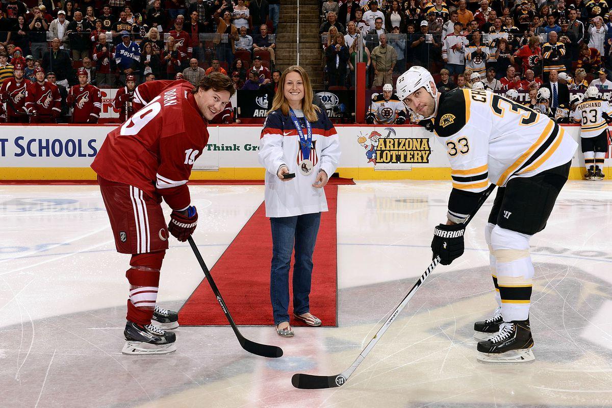 Boston Bruins v Phoenix Coyotes