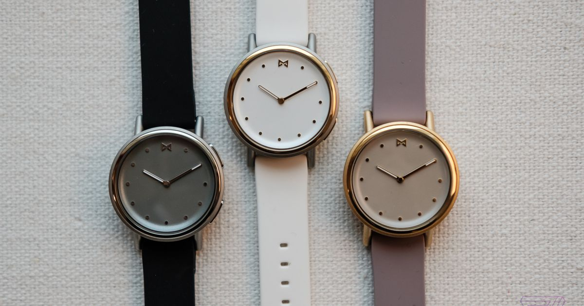 Misfit's new hybrid watch is its...